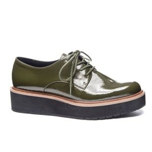 Chinese Laundry Cecilia Olive Oxford